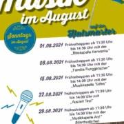 Musik im August
